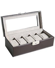 Royce New York 5 Slot Watch Box