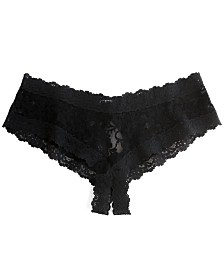 Hanky Panky After Midnight Crotchless Cheeky Hipster 482921