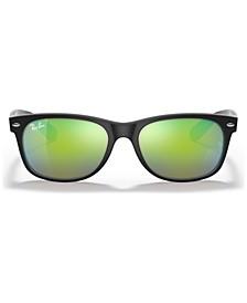 Sunglasses, RB2132 NEW WAYFARER FLASH