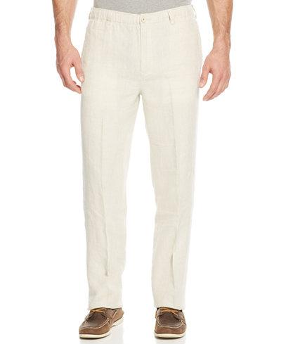 Tommy Bahama Men S New Linen On The Beach Pants Pants