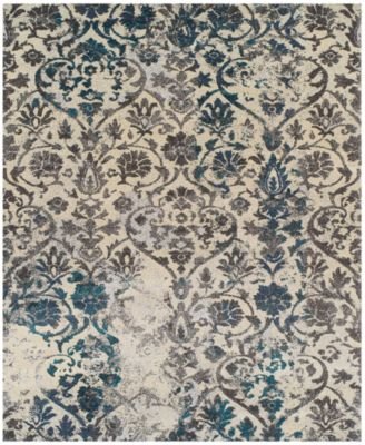 Elegant Dalyn Neo Grey Damask 3u00273