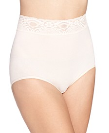 Lacy Skimp Skamp Brief Underwear 2744