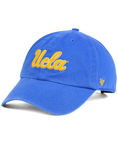 best loved 2972b 5246b ...  47 Brand UCLA Bruins Clean-Up Cap    ...
