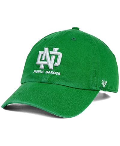 '47 Brand North Dakota Clean-Up Cap
