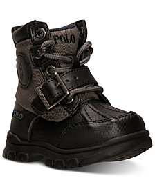 Polo Ralph Lauren Toddler Boys' Boots from Finish Line