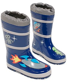 "Kidorable ""Space Hero"" Rain Boots"