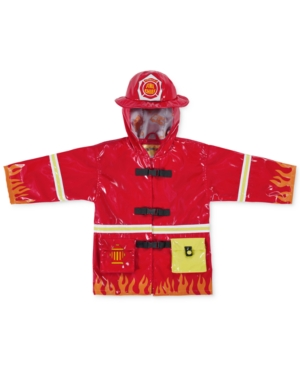 little fireman raincoat