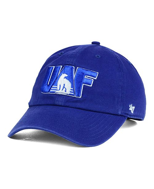 '47 Brand Alaska Fairbanks Nanooks Clean-Up Cap