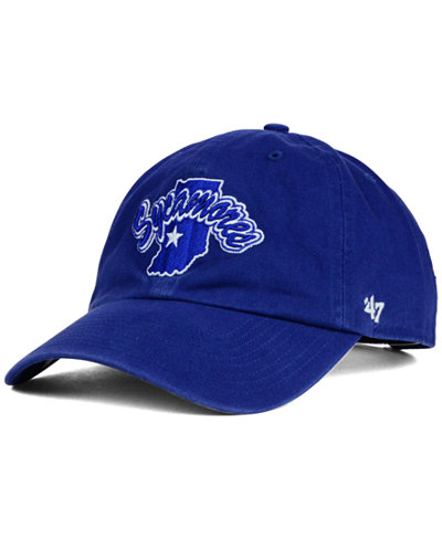 '47 Brand Indiana State Sycamores Clean-Up Cap