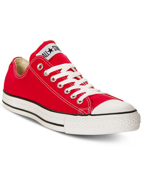 1edc2f07a779 Converse Men s Chuck Taylor All Star Sneakers from Finish Line ...