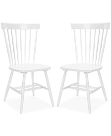 Safavieh Karla Set of 2 Dining Chairs