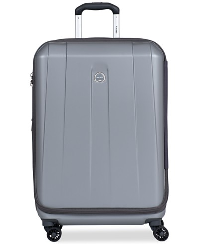CLOSEOUT! Delsey Helium Shadow 3.0 25 Expandable Hardside Spinner Suitcase, In Blue, a Macy's Exclusive Color