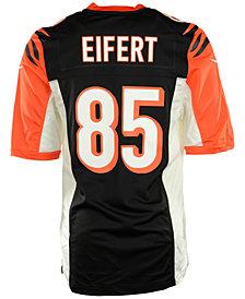 Nike Men's Tyler Eifert Cincinnati Bengals Ravens Game Jersey