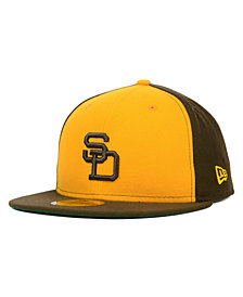 New Era San Diego Padres MLB Cooperstown 59FIFTY Cap