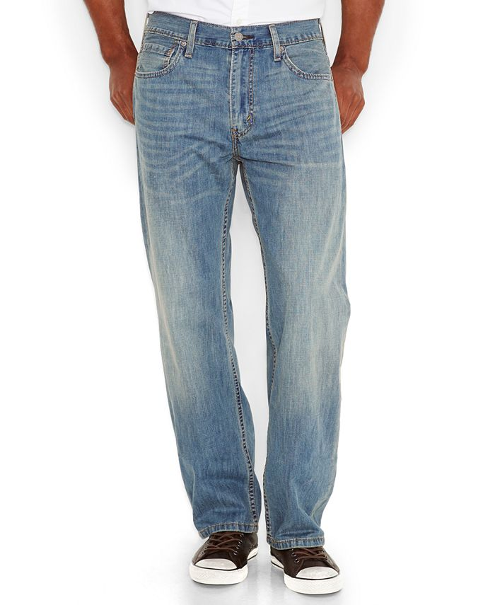 Levi's - 569 Loose Straight-Fit Jeans