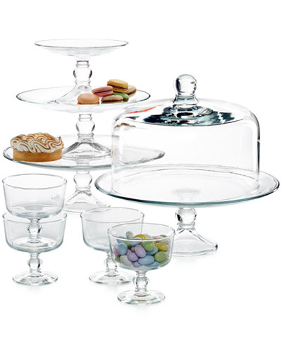 The Cellar Glass Serveware Collection, Created For Macy's