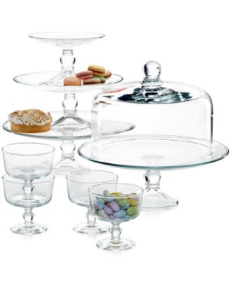 The Cellar Glass Serveware Collection