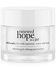 philosophy renewed hope in a jar, 0.5 oz