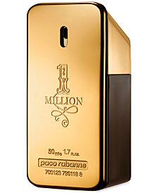 Paco Rabanne Men's 1 Million Eau de Toilette Spray, 1.7 oz.