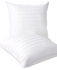 "Hotel Collection Oversized 28"" x 28"" Down Alternative European Pillow, Hypoallergenic, Created for Macy's"