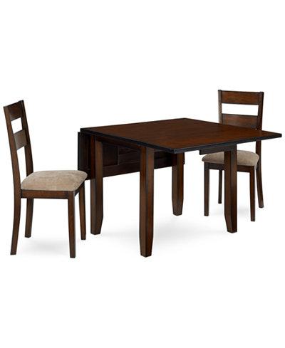 Branton 3-Piece Set, Table & 2 Chairs
