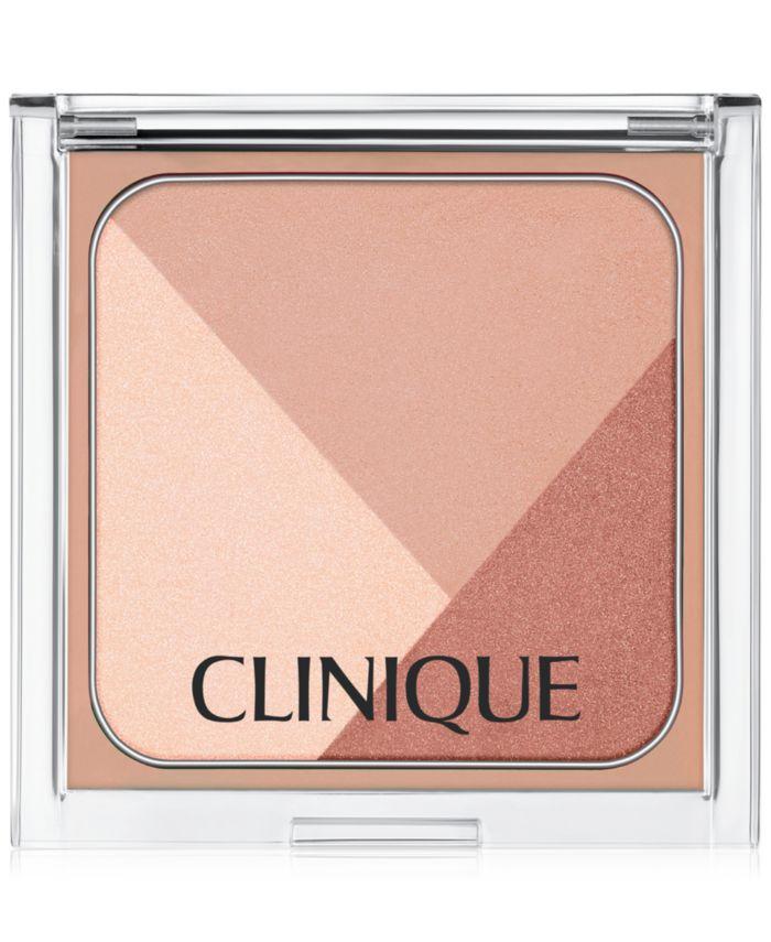 Clinique Sculptionary Cheek Contouring Palette - Defining Nudes & Reviews - Makeup - Beauty - Macy's
