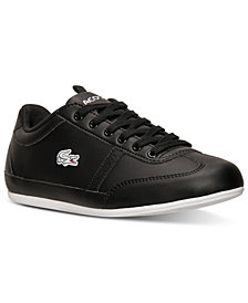 Lacoste Big Girls' Misano Sport Casual Sneakers from Finish Line