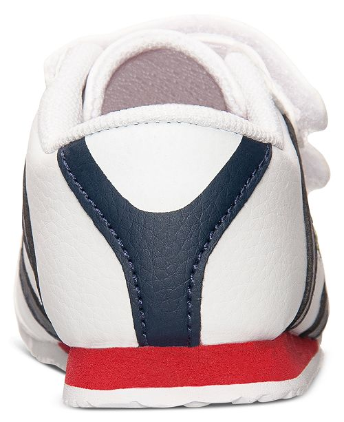 2aba063a494a7 Lacoste Toddler Boys  Tourelle CLC Casual Sneakers from Finish Line ...