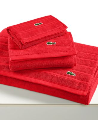 """CLOSEOUT! Croc Solid 16"""" x 30"""" Hand Towel"""