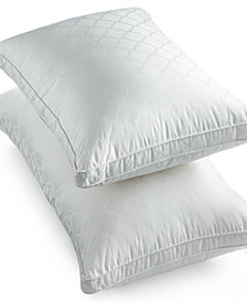 CLOSEOUT! Martha Stewart Collection Dream Comfort Sleep Cloud Firm Density Down Alternative Gusset Pillows, Created for Macy's