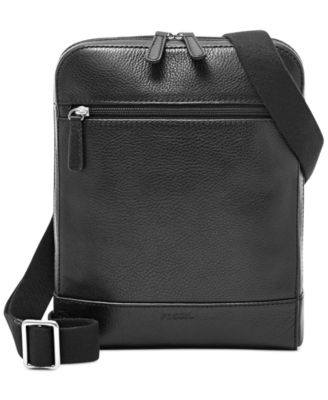 Rory Leather Crossbody Bag