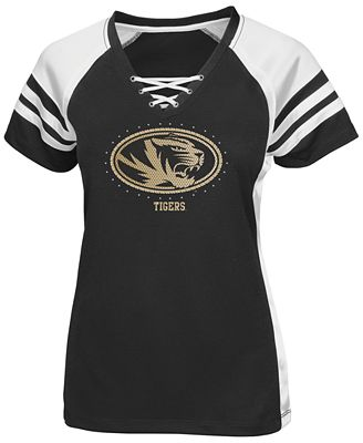 VF Licensed Sports Group Women's Short-Sleeve Missouri Tigers T-Shirt