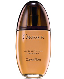 Calvin Klein OBSESSION for Her Eau de Parfum, 3.4 oz
