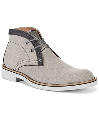 GUESS Vicktor Chukka Boots - All Men's Shoes - Men - Macy's