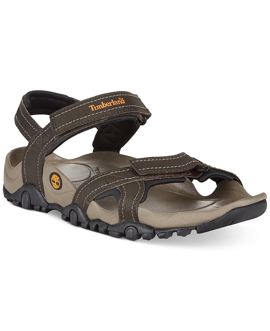 853fde1f50973f Timberland Men s TrailRAY Performance Sandals   Reviews - All Men s Shoes -  Men - Macy s