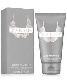Paco Rabanne Men's Invictus Shower Gel, 5.1 oz