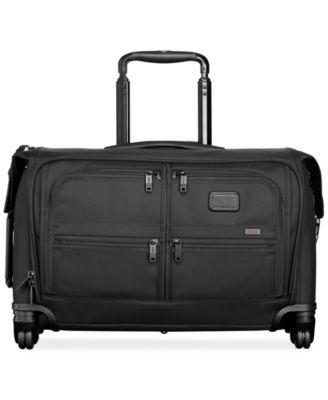 Alpha 2 Carry On Spinner Garment Bag