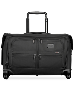 Tumi Alpha 2 Carry On Spinner Garment Bag