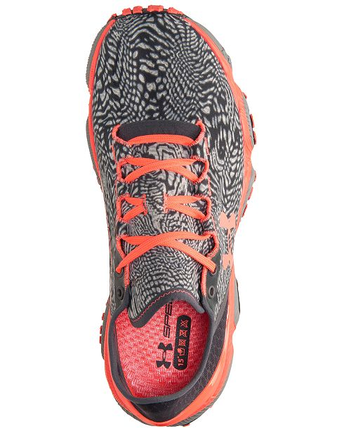 01f741a8d98df ... Under Armour Women's SpeedForm XC Trail Running Sneakers from Finish ...