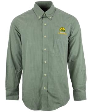 Antigua Men's Long-Sleeve Seattle SuperSonics Focus Shirt