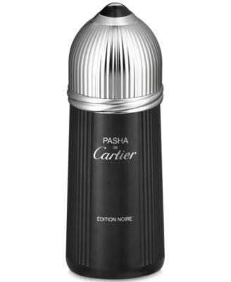 Men's Pasha de Cartier Edition Noire Eau de Toilette Spray, 5.1 oz.