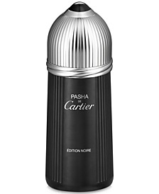 Men's Pasha de Cartier Edition Noire Eau de Toilette Spray, 5.1 oz.