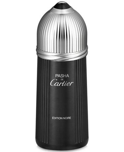 Cartier Men's Pasha de Cartier Edition Noire Eau de Toilette Spray, 5.1 oz.