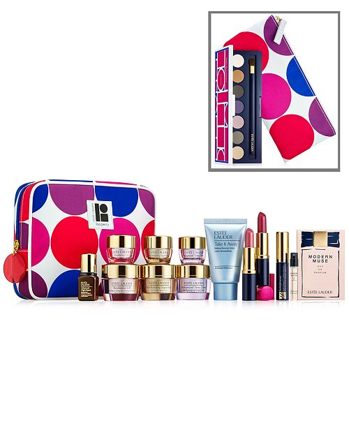 ... Estee Lauder Receive a FREE 8-Pc. Gift with $35 Estée Lauder ...