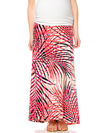 Motherhood Maternity Maternity Skirt, Secret Fit Belly(r) Relaxed Fit