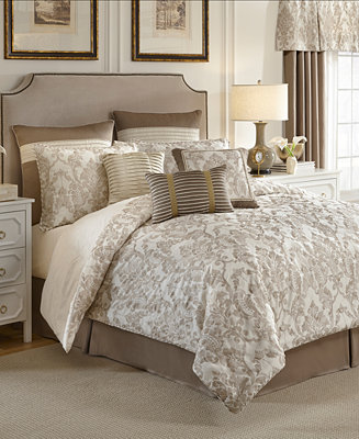 Croscill Madeline California King Comforter Set Bedding