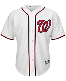 Majestic Men's Washington Nationals Replica Jersey