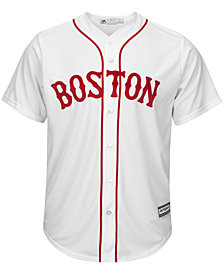 Majestic Men's Boston Red Sox Replica Jersey