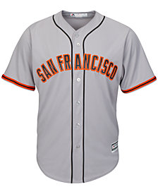 Majestic Men's San Francisco Giants Replica Jersey
