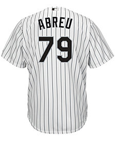 Majestic Men's Jose Abreu Chicago White Sox Replica Jersey
